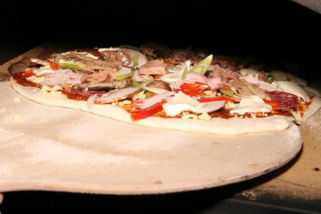 Pizza nummer uno