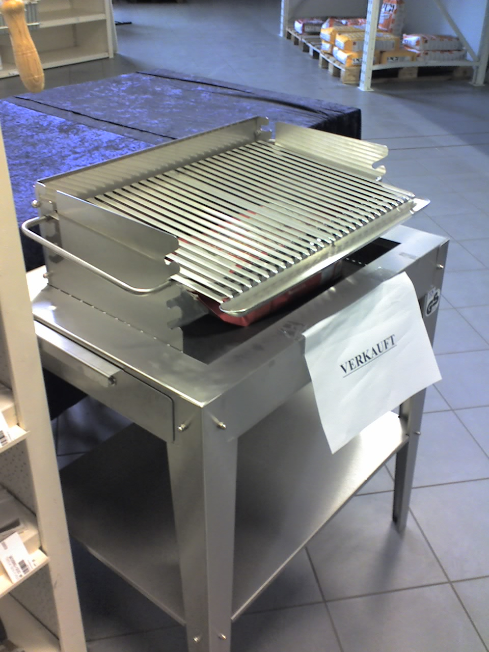 Wolf grill edelstahl wolf grill kaufen for Wolf edelstahlgrill