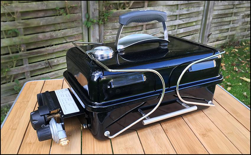 Weber Elektrogrill Umbauen Auf Gas : Weber smokey mountain cooker umbau auf gas mit backburner