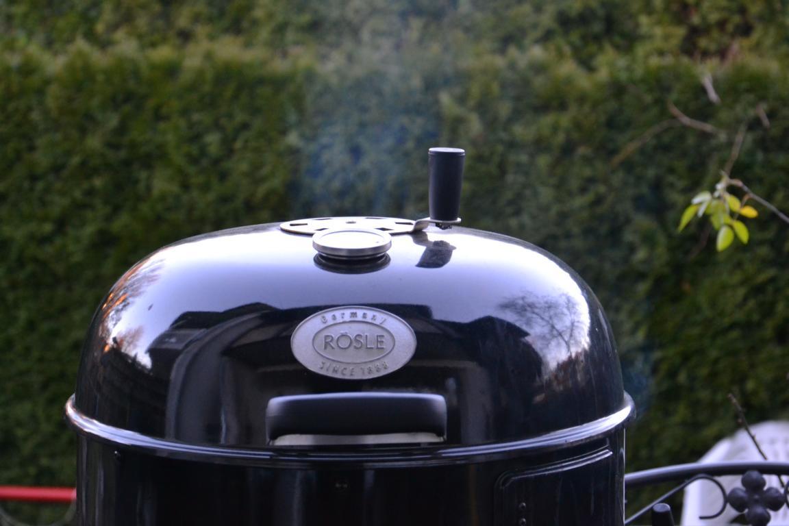 Rösle Gasgrill Werksverkauf : Rösle smoker no thread grillforum und bbq