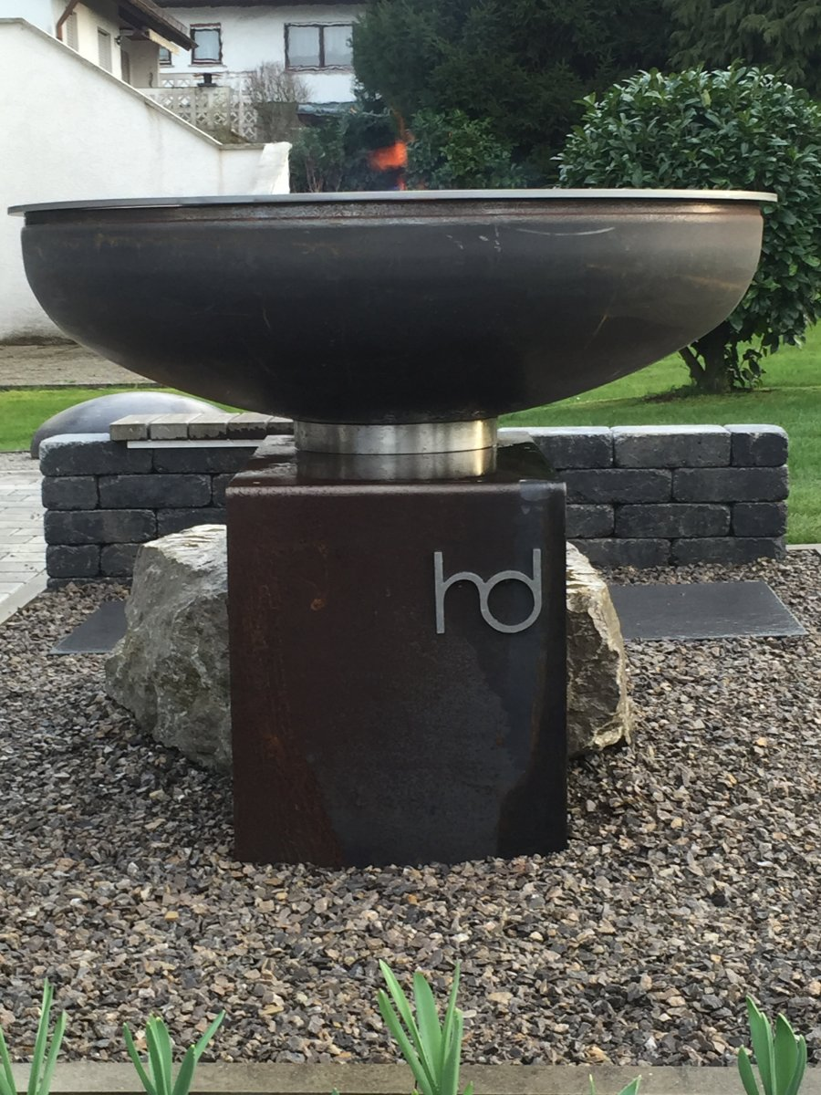 outdoor kochstelle feuerschale grillring mein projekt. Black Bedroom Furniture Sets. Home Design Ideas