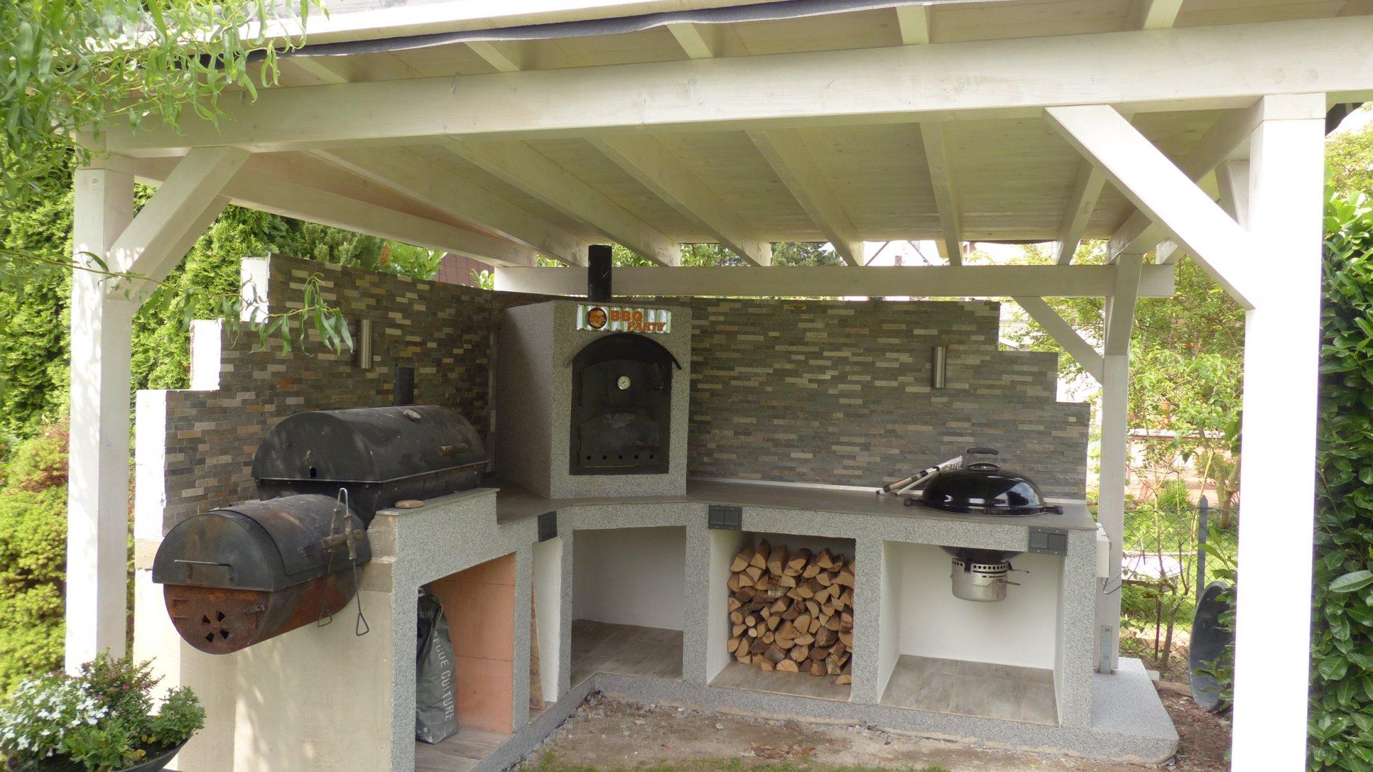 Outdoor Küche Grillsportverein : Geschafft göga stimmt bau einer outdoorküche zu seite