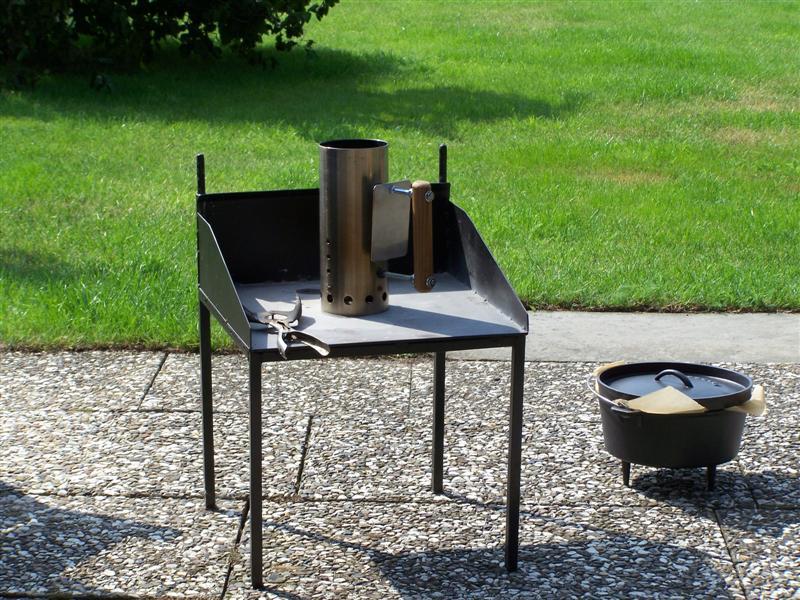 dutch oven feuerstelle bauen seite 2 grillforum und. Black Bedroom Furniture Sets. Home Design Ideas