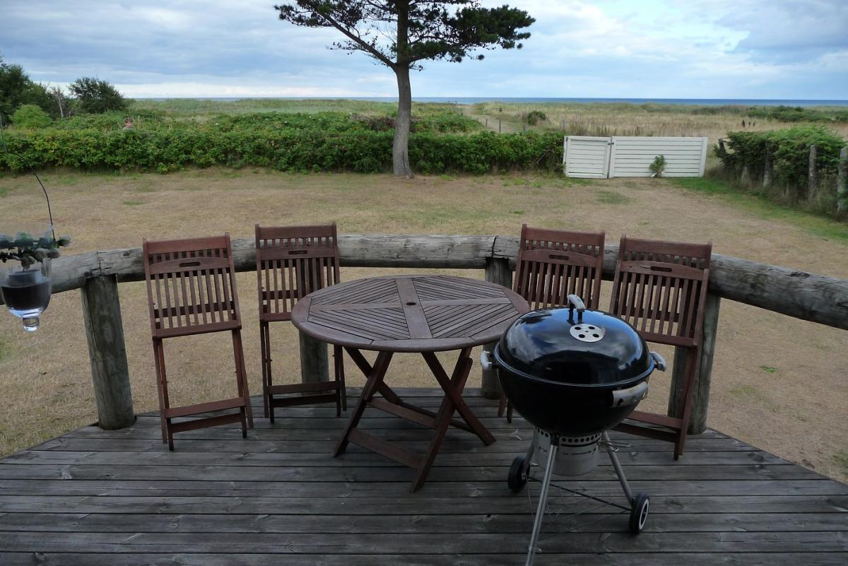 grillen im d nemarkurlaub mit weber otg 57 grillforum. Black Bedroom Furniture Sets. Home Design Ideas