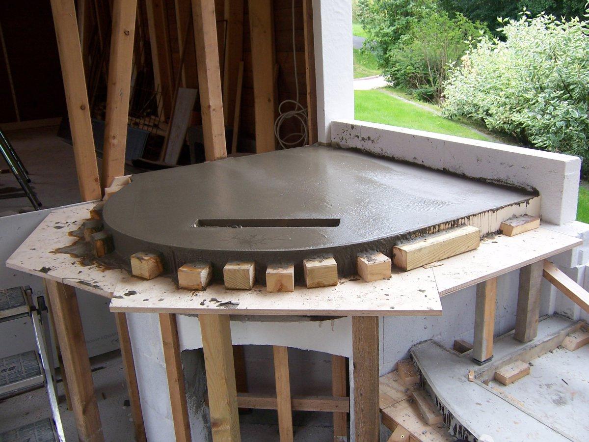 Bau eines Pizzaofen mit Grill  Grillforum und BBQ - www ...