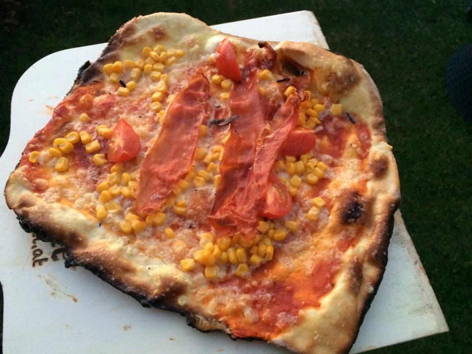 low budget pizza aufsatz aus 200l 214 lfass grillforum und bbq www grillsportverein de