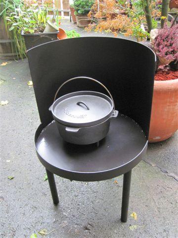 Dutch Oven Benutzen Bei Wind Und Wetter Grillforum Und