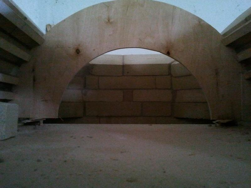 eigenbau holzbackofen die 2te seite 2 grillforum und bbq. Black Bedroom Furniture Sets. Home Design Ideas