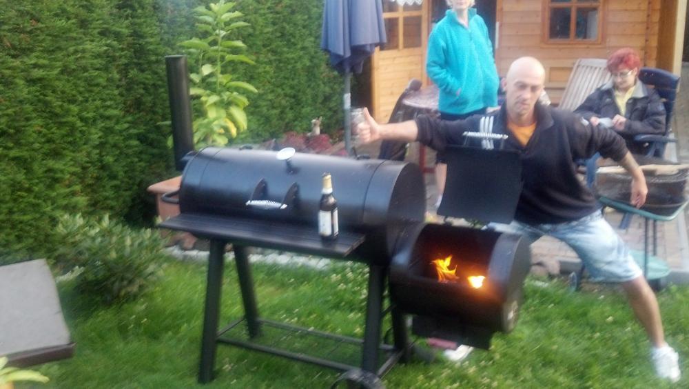 Tepro Grill Smoker Holzkohlegrill Milwaukee : Grüße aus sachsen anhalt grillforum und bbq www