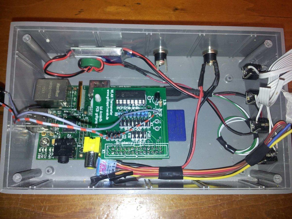wlan thermometer selbst bauen mit raspberry pi seite 69 grillforum und bbq www. Black Bedroom Furniture Sets. Home Design Ideas