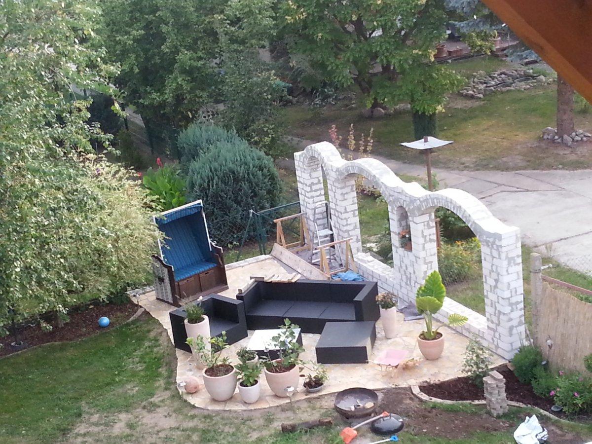 Außenküche Mit Backofen : Außenküche und aufkommende fragen grillforum und bbq