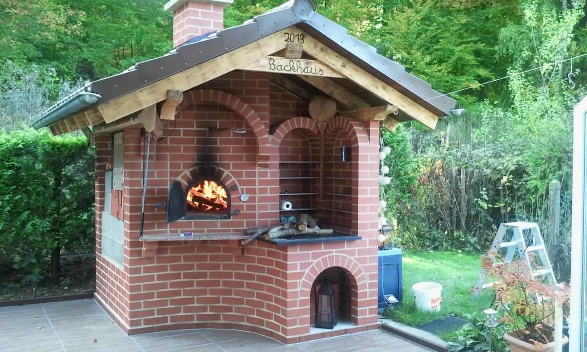 Außenküche Selber Bauen Joint : Projekt außenküche juni