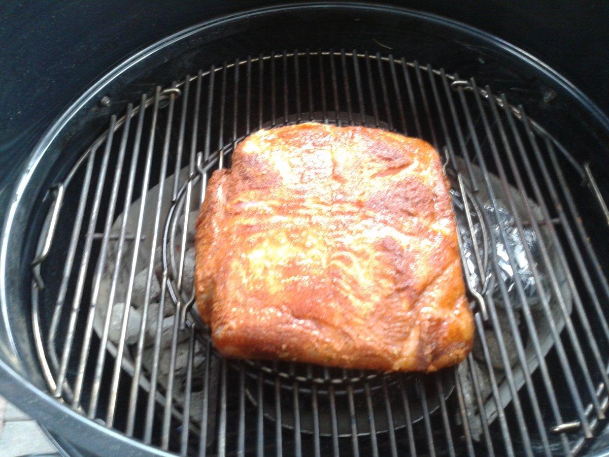 ostermontags pulled pork seite 2 grillforum und bbq. Black Bedroom Furniture Sets. Home Design Ideas