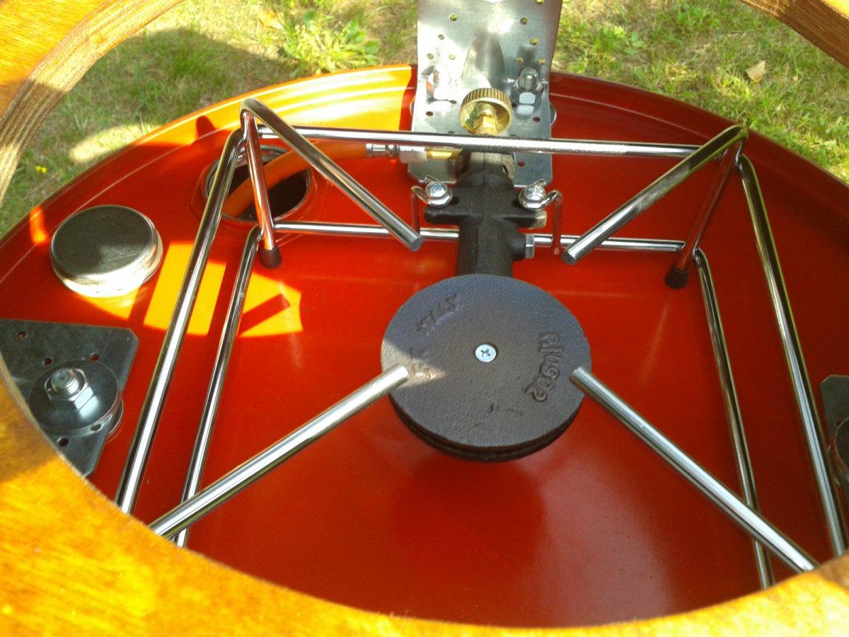 outdoor k se fondue stehtisch grillforum und bbq. Black Bedroom Furniture Sets. Home Design Ideas