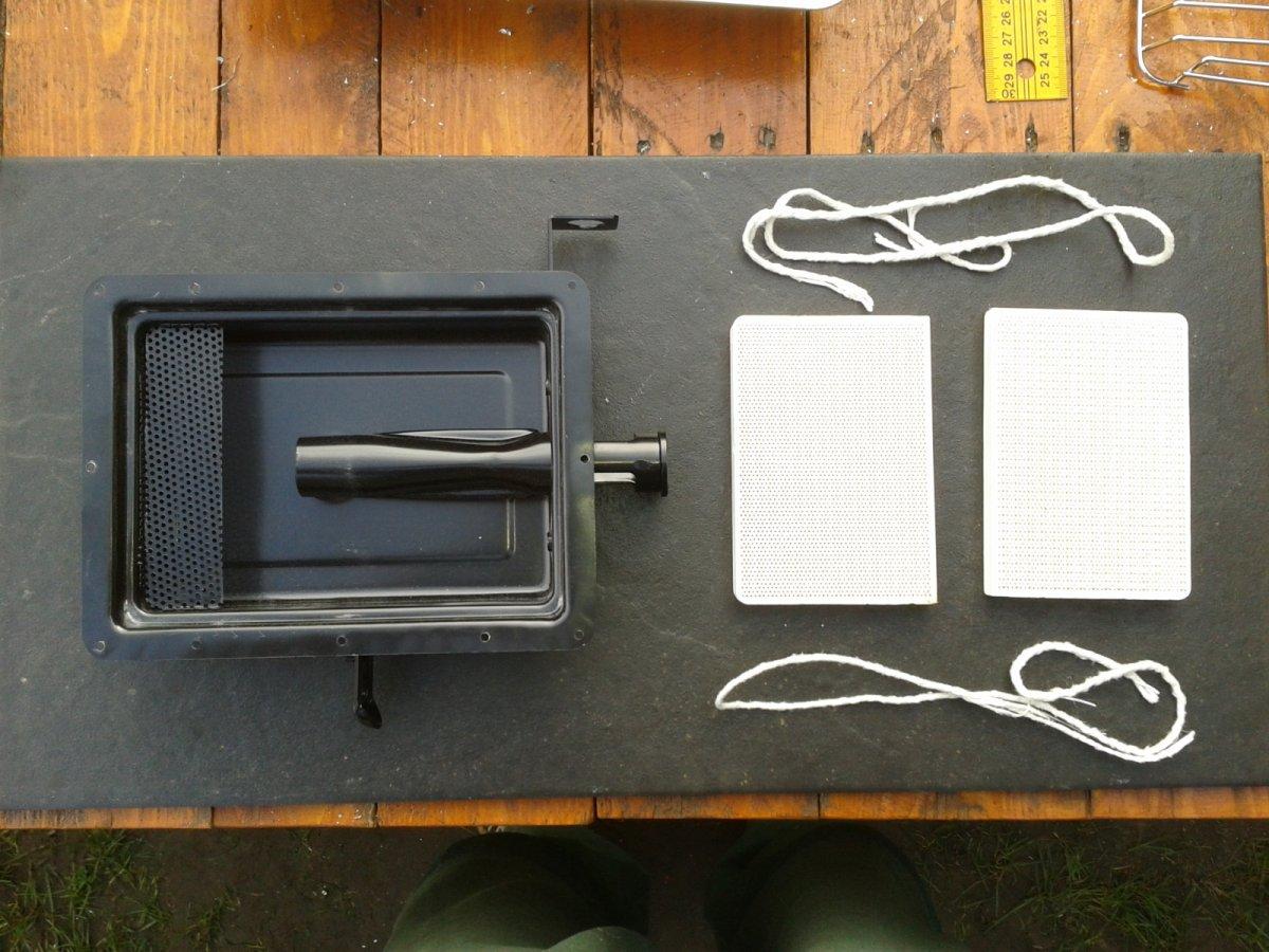 selbstbau eines oberhitze grills seite 177 grillforum und bbq. Black Bedroom Furniture Sets. Home Design Ideas