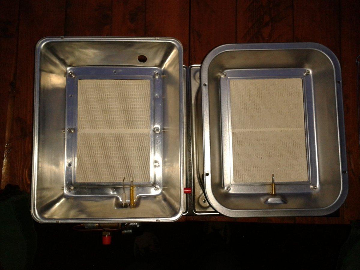 selbstbau eines oberhitze grills seite 23 grillforum und bbq. Black Bedroom Furniture Sets. Home Design Ideas