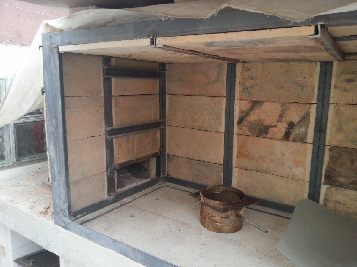 holzbackofen smoker grill selber bauen mit ein paar fragen. Black Bedroom Furniture Sets. Home Design Ideas