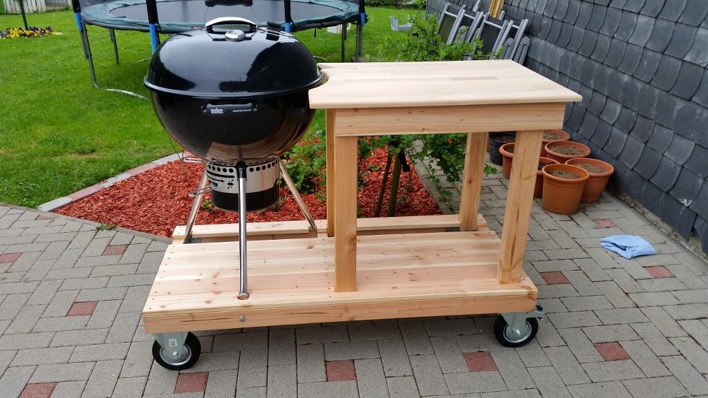 anregungen f r den grillwagen grillforum und bbq www. Black Bedroom Furniture Sets. Home Design Ideas