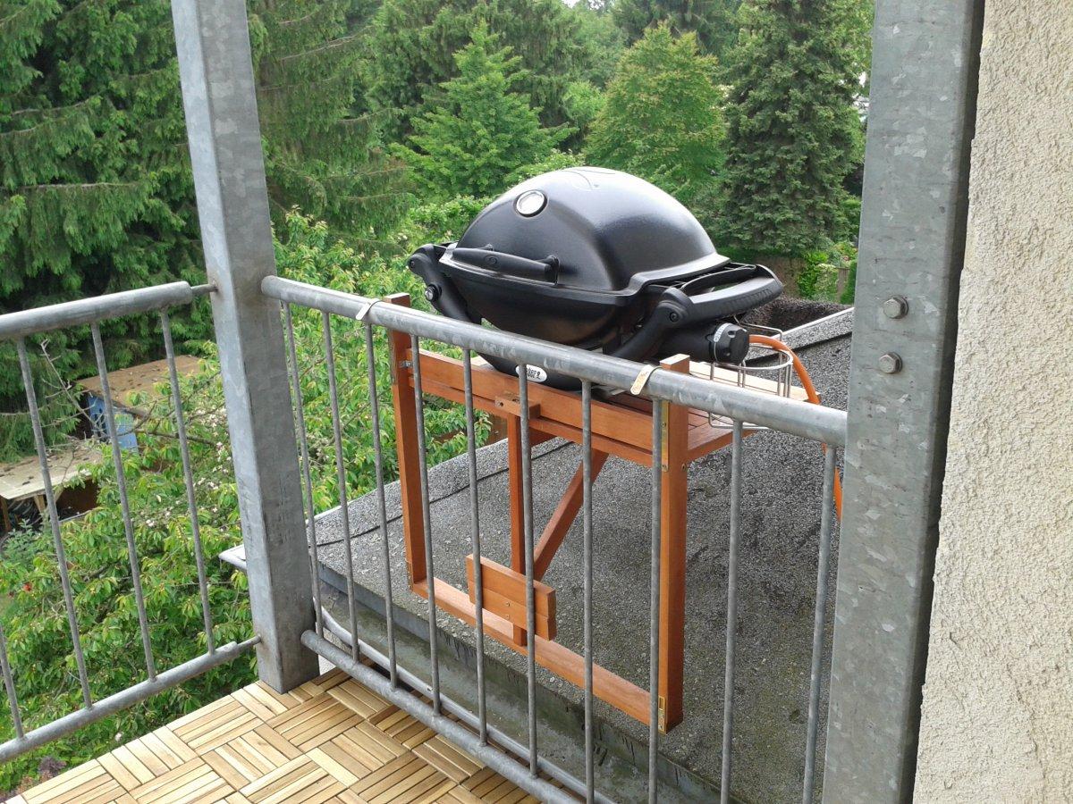 Grill Für Balkon