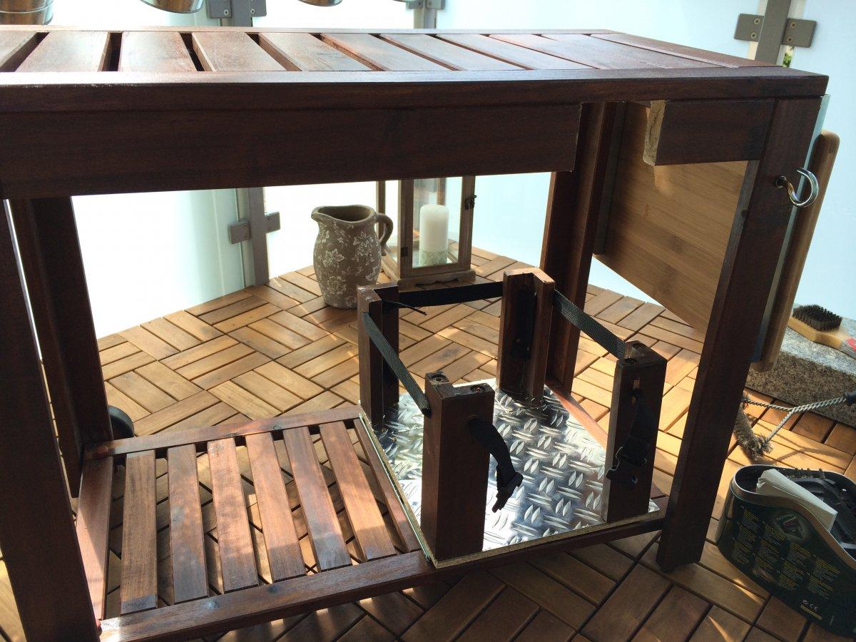 ikea pplar modding grillforum und bbq. Black Bedroom Furniture Sets. Home Design Ideas