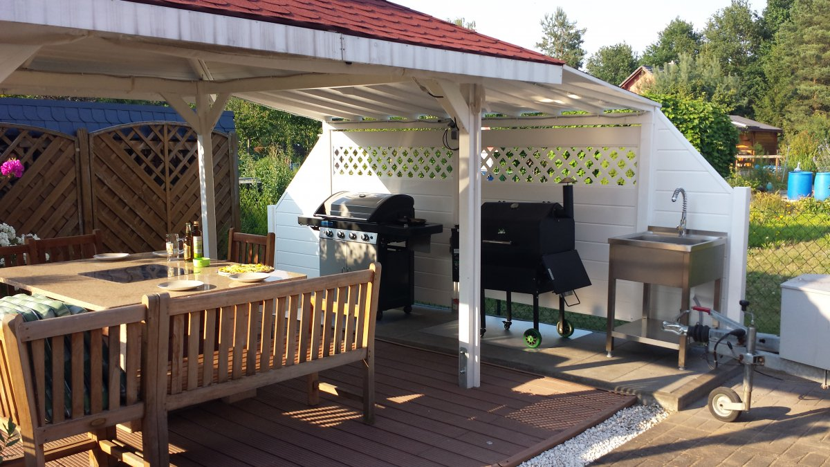 grillplatz outdoork che ist fertig grillforum und bbq. Black Bedroom Furniture Sets. Home Design Ideas
