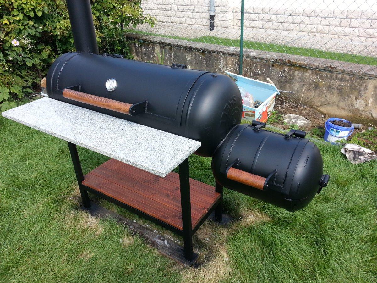 tommy 39 s gasflaschensmoker grillforum und bbq www. Black Bedroom Furniture Sets. Home Design Ideas