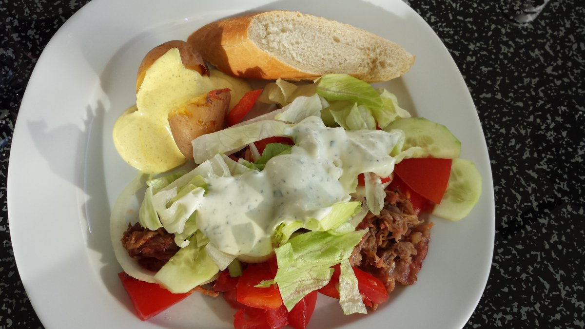 Pulled Pork Gasgrill Texas Krücke : Pulled pork mit texas krücke seite grillforum und bbq