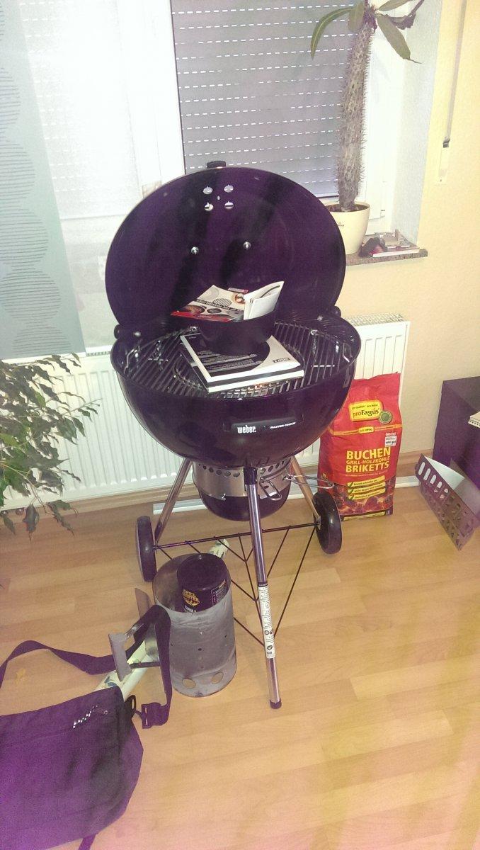 grill für wohnung