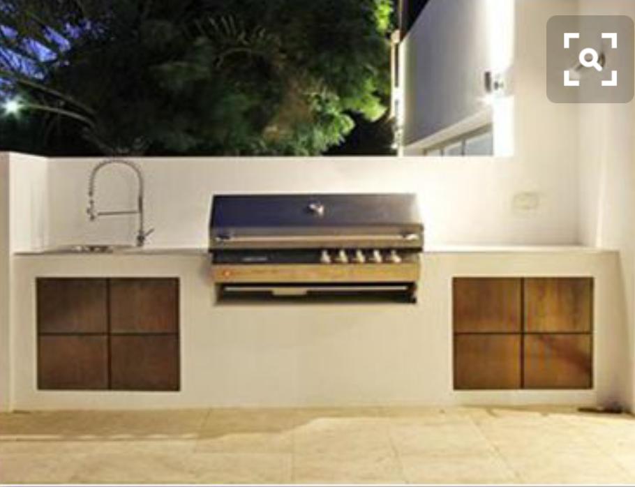 Geräte Für Außenküche : Geräte für außenküche zweistöckiges haus am see mit außenküche un