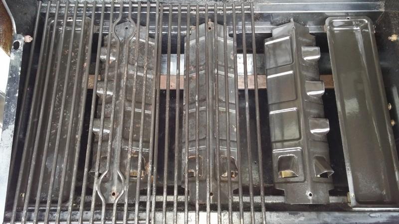 verkaufe barbecook brahma 5 2 inox 10 monate alt mit rechnung garantie grillforum und. Black Bedroom Furniture Sets. Home Design Ideas