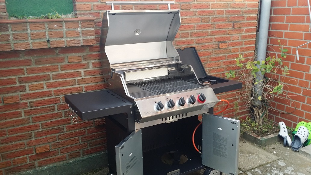 Enders Gasgrill Test Monroe : Der neue mr gardener enders monroe sik turbo grillforum
