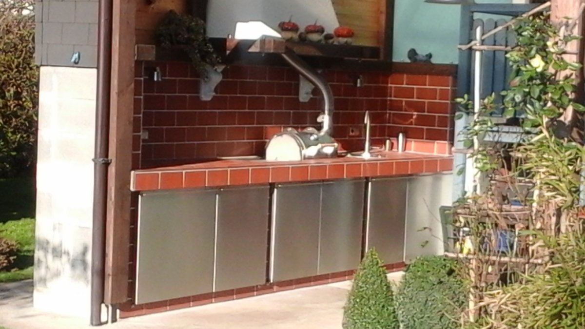 Outdoorküche Bauen Xl : Outdoor küche test outdoorküche gasgrill xl outdoorkÜche