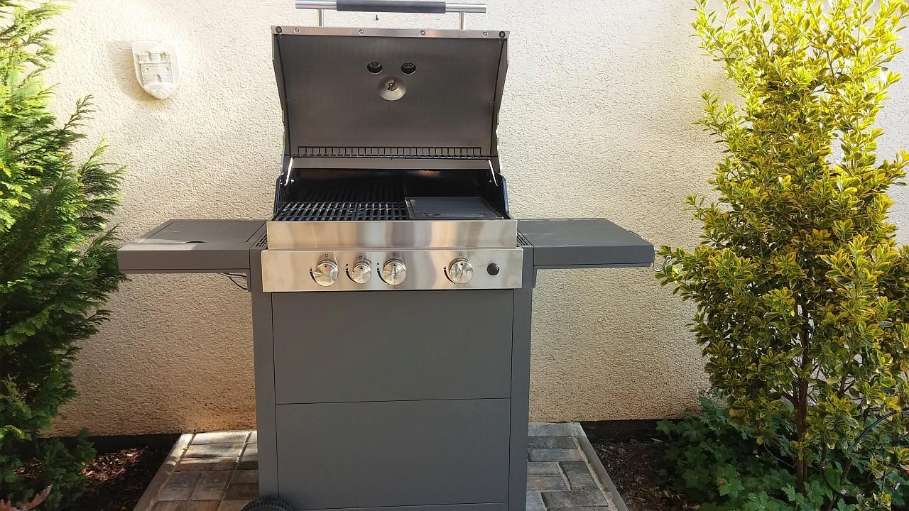 Enders Gasgrill Reno Ersatzteile : Meine ersten 3 2 1 auf gas tenneker tg3 grillforum und bbq www
