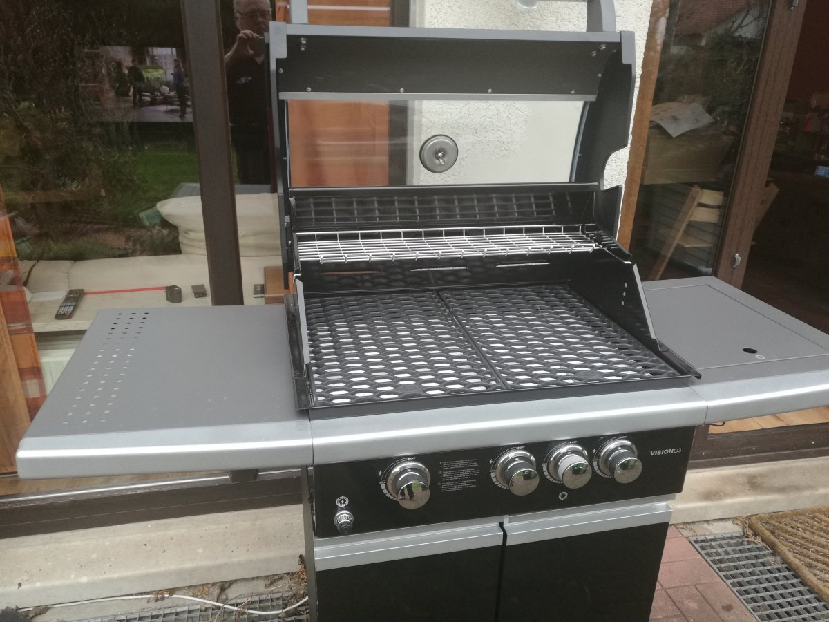 Rösle Gasgrill Homepage : Suche: infos rösle gasgrill bbq station vision g3 g4 grillforum