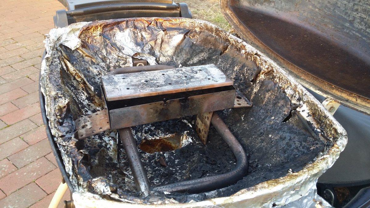 Pulled Pork Gasgrill Q 220 : Pulled pork auf dem q mein erstes grillforum und bbq