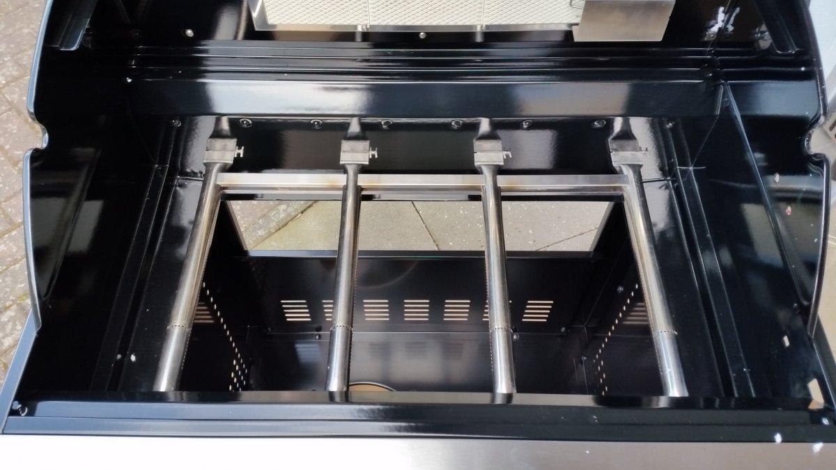 Test Gasgrill Lancaster 400 : Landmann gasgrill avalon pts grill edelstahl grau amazon