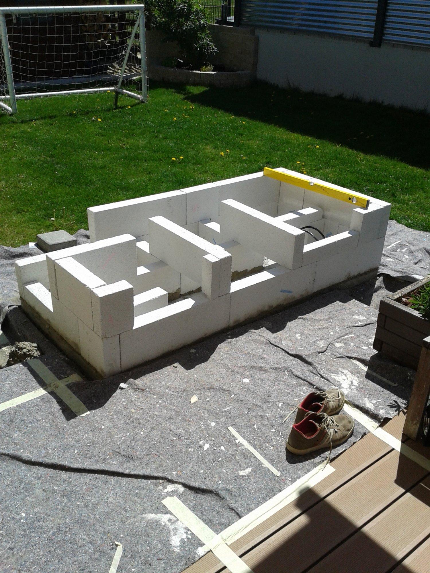 Edelstahl outdoor k che einbauk chen kleine k che tiefe for Ikea besteckeinsatz