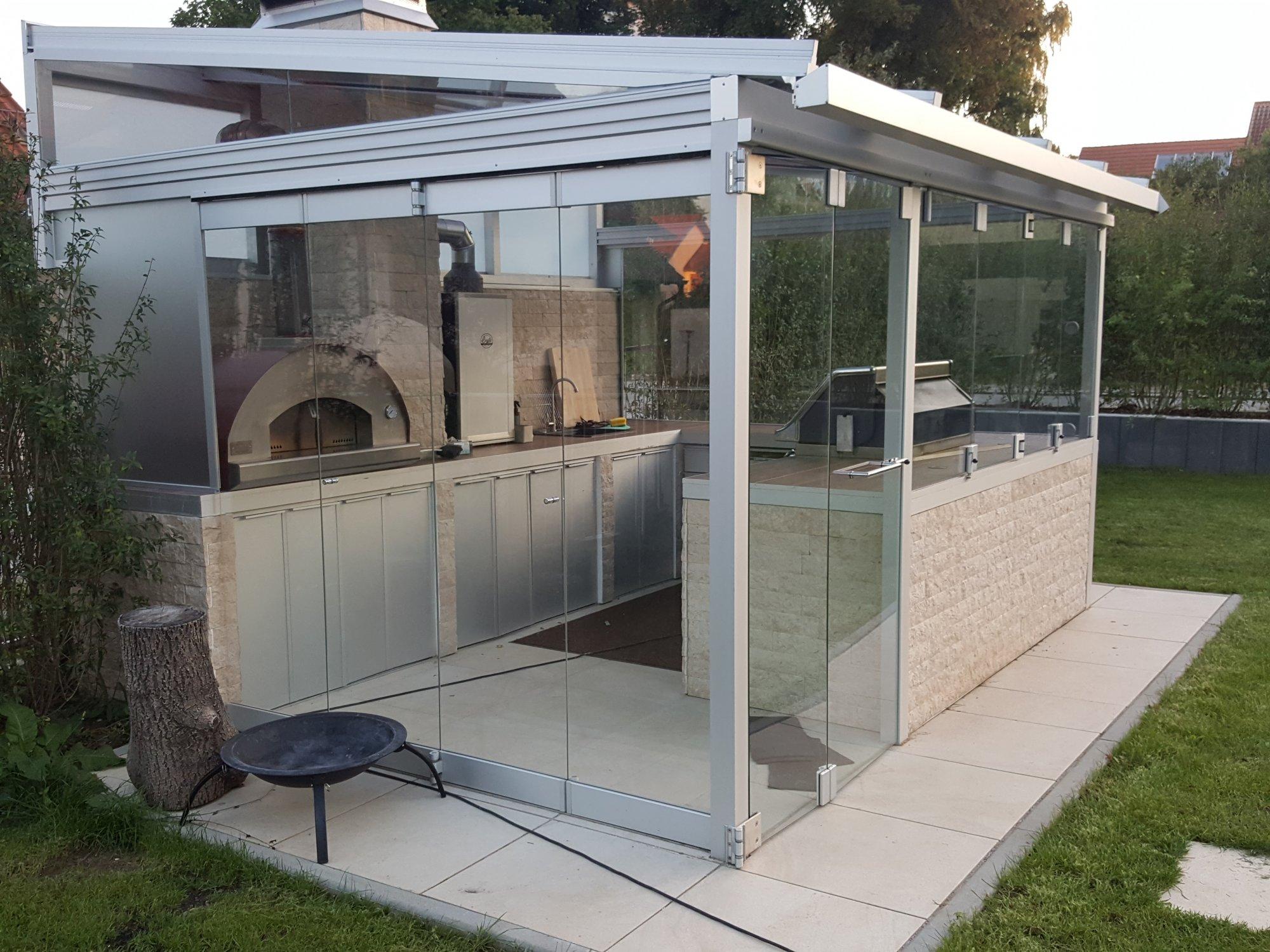 Outdoor Küche Kleingarten : Außenküche im schrebergarten planung grillforum und bbq