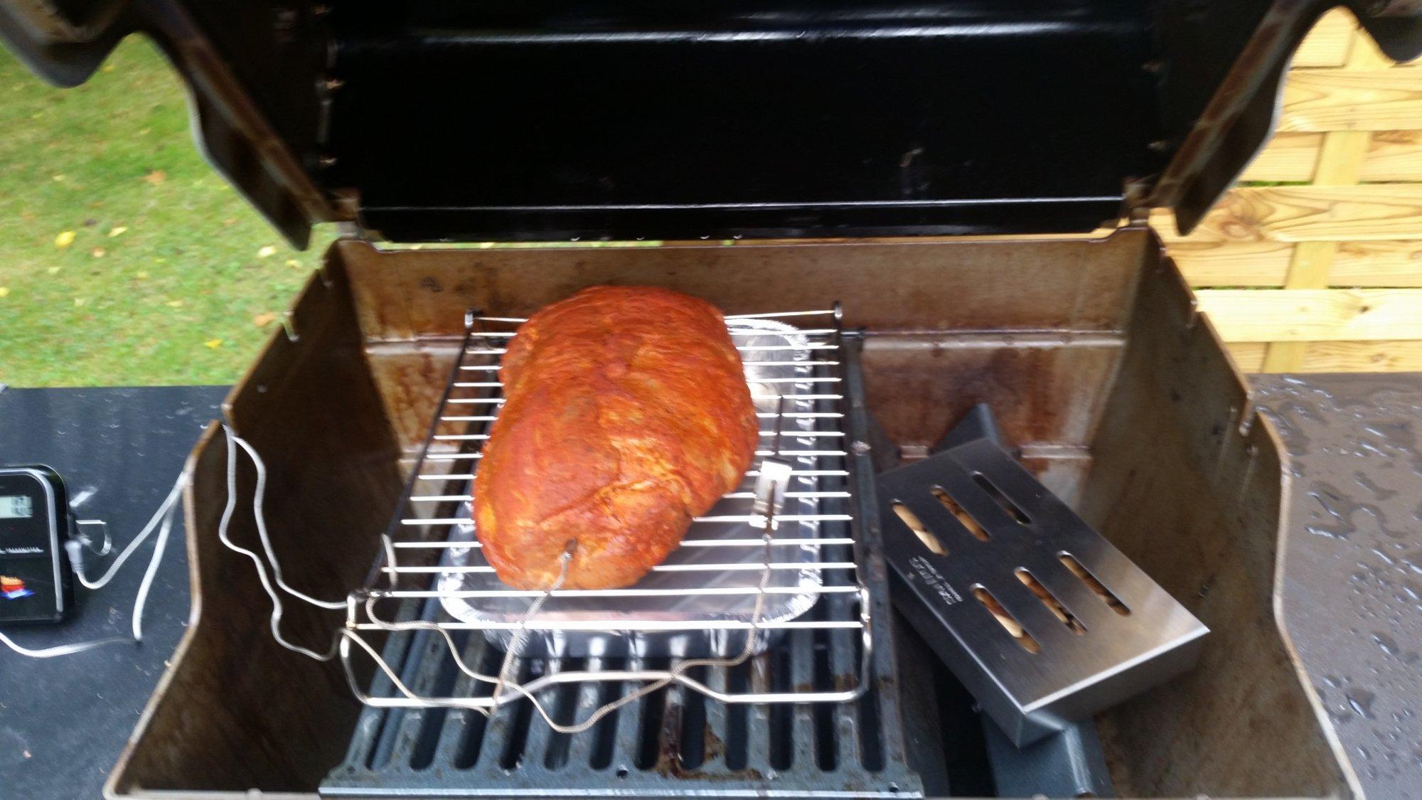 Pulled Pork Gasgrill Grillsportverein : Versuch: pulled pork in 6 stunden grillforum und bbq www