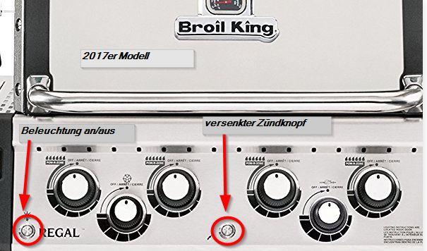 Broil King Regal 490 Pro Grillforum Und Bbq Www Grillsportverein De