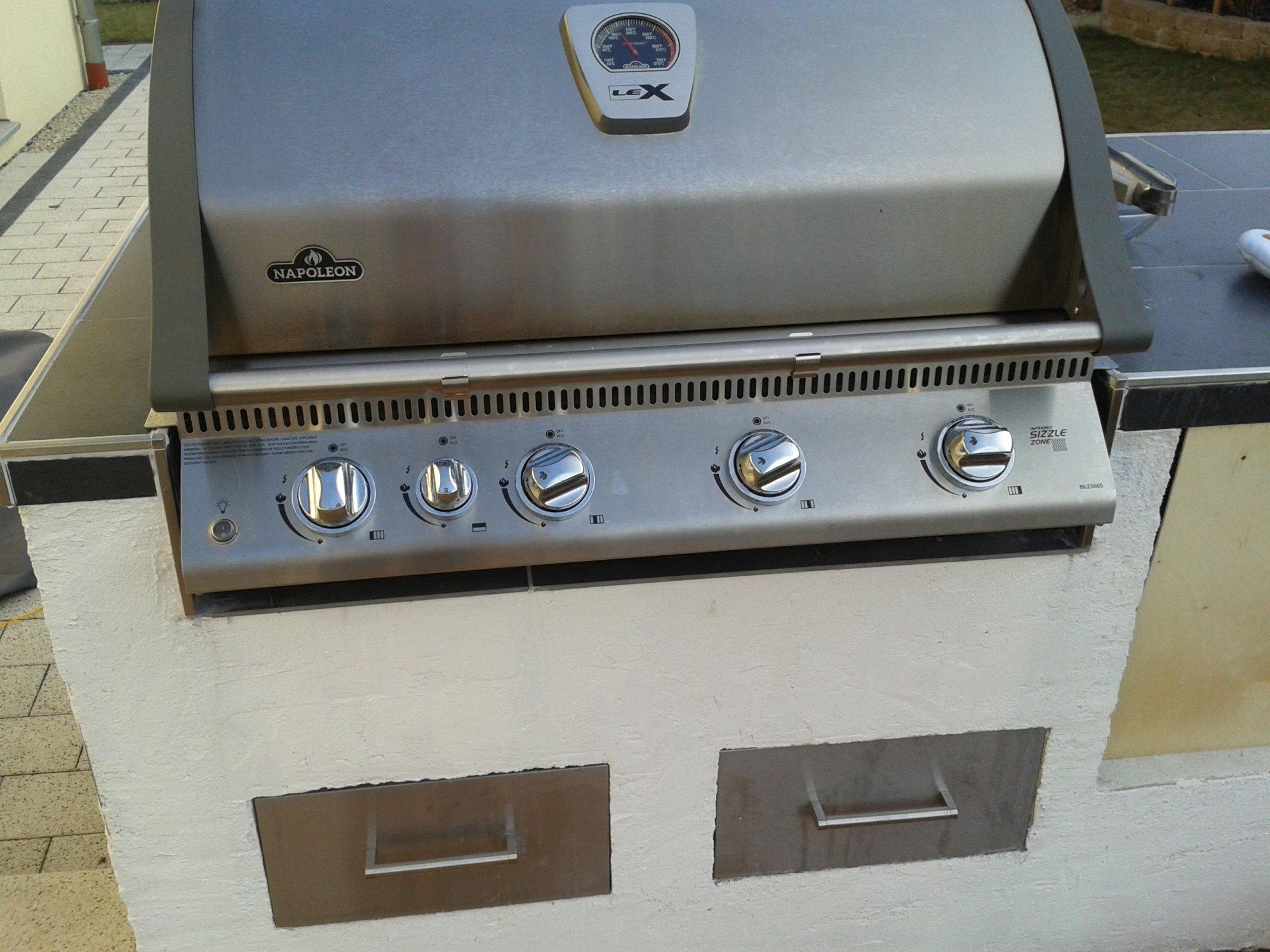 Outdoor Küche Ikea Forum : Napoleon bilex outdoor kücheseite grillforum und bbq
