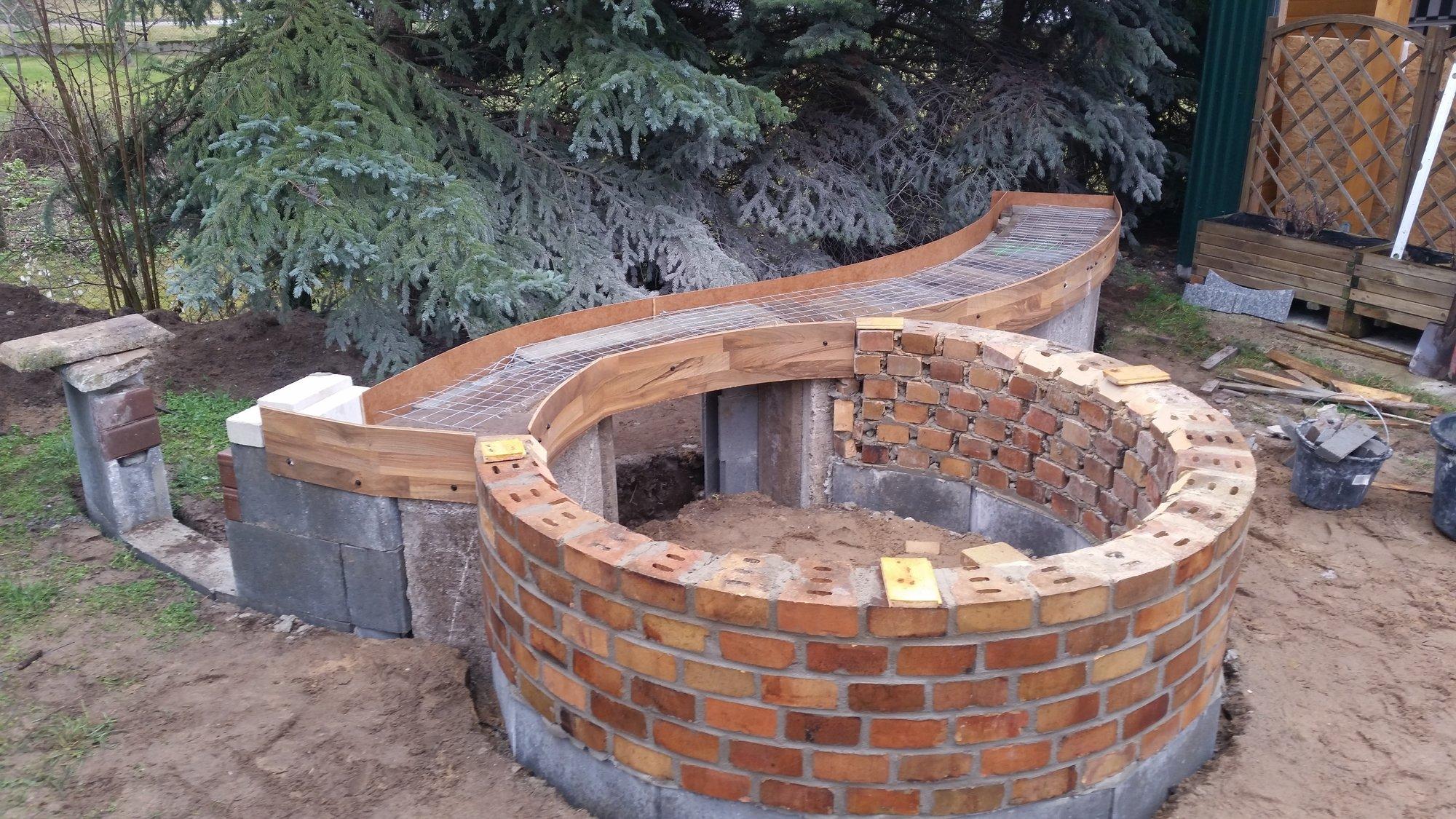 Wir Bauen Ein Jacuzzi Grillforum Und Bbq Www Grillsportverein De