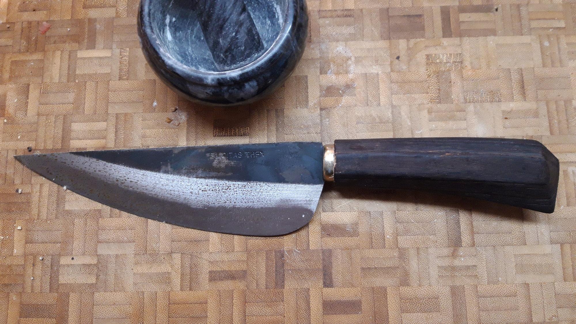 Die Foodtruckerin Messer