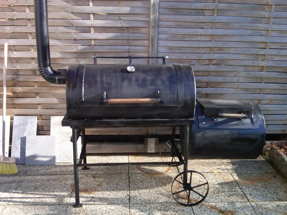 smoker eigenbau grillforum und bbq. Black Bedroom Furniture Sets. Home Design Ideas