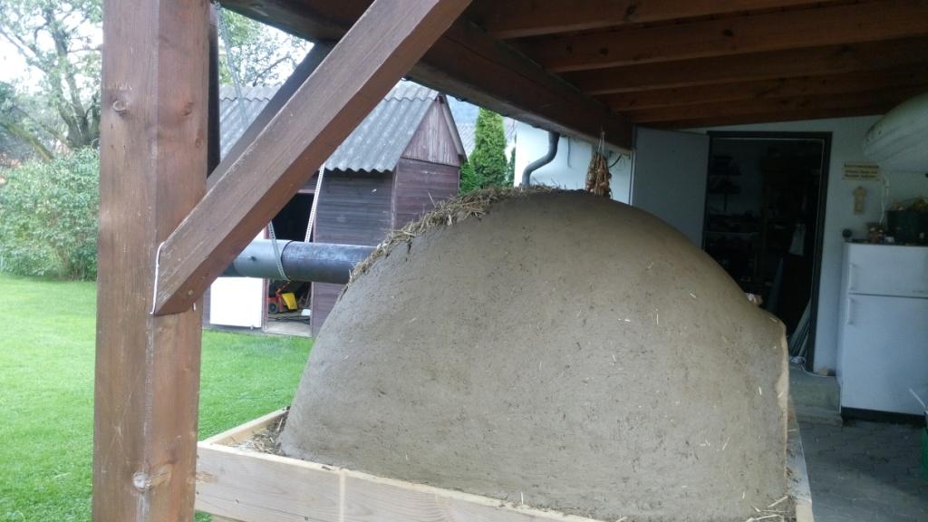 lehmofenbau brauche hilfe wegen sand entfernen seite 4 grillforum und bbq www. Black Bedroom Furniture Sets. Home Design Ideas