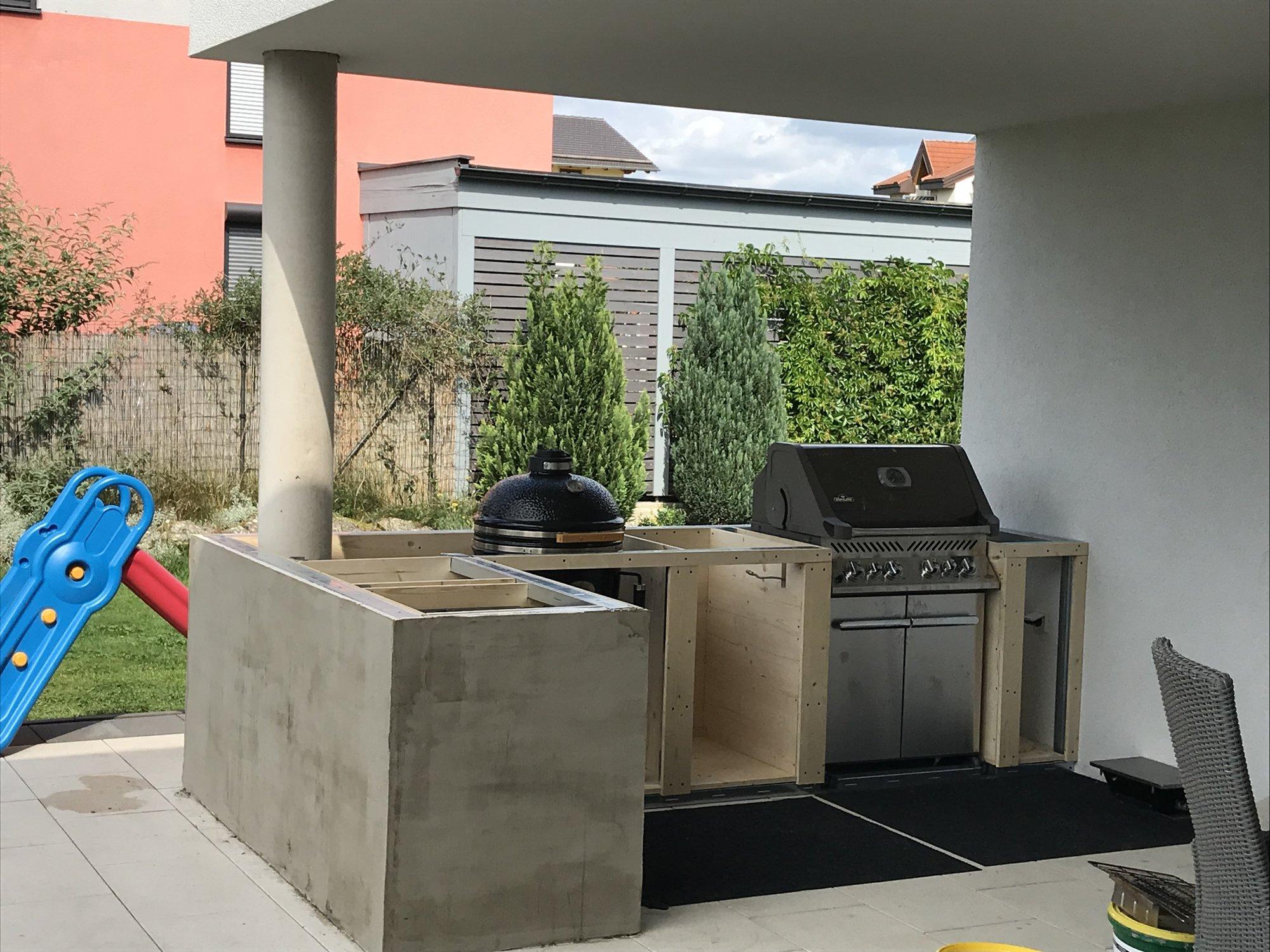 Outdoor Küche Grillsportverein : Outdoorküche eigenbau grillforum und bbq grillsportverein
