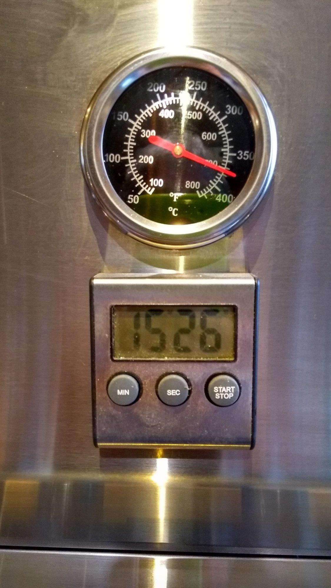4.Nach 15 min - fast 350 Grad.jpg