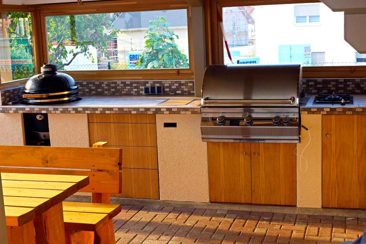 Outdoor Küche Bauen Grillsportverein : Zeigt her eure outdoorküchen seite grillforum und bbq