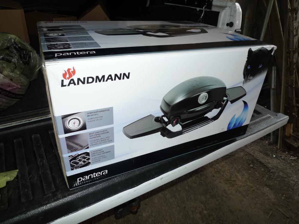 Landmann Gasgrill Pantera 12065 : Landmann pantera testreihe von dodge grillforum und bbq www
