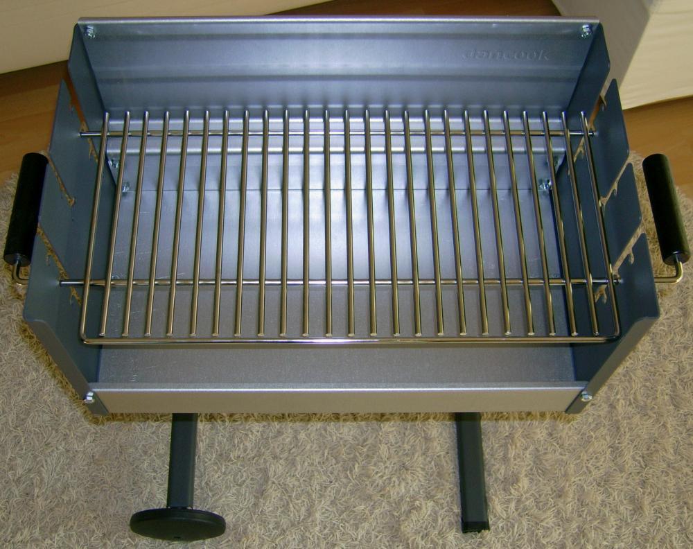 mein kleiner dancook 7200 eine love story grillforum und bbq. Black Bedroom Furniture Sets. Home Design Ideas
